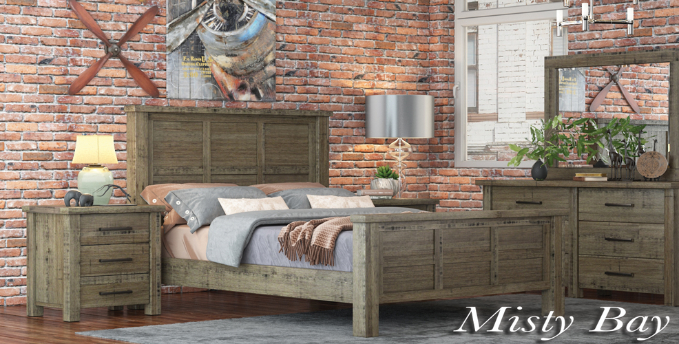 Misty Bay Bedroom Range