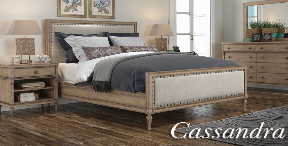 Cassandra bedroom Range
