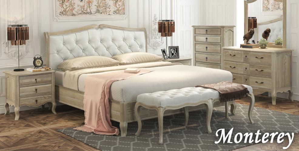 Monterey Bedroom Furniture Range