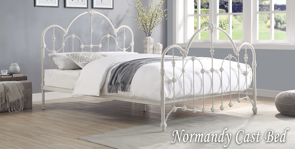 Normandy Cast Bed