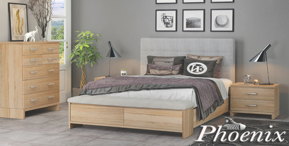 Phoenix Bedroom Furniture Range