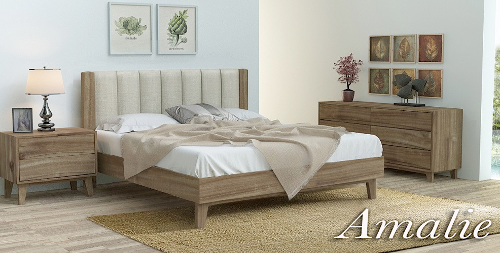 Amalie Bedroom Furniture