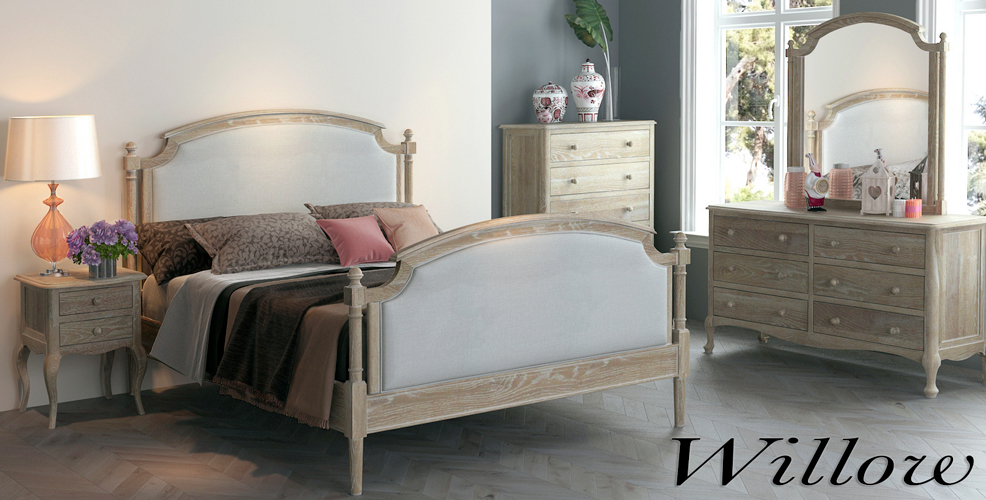 Willow Bedroom Range