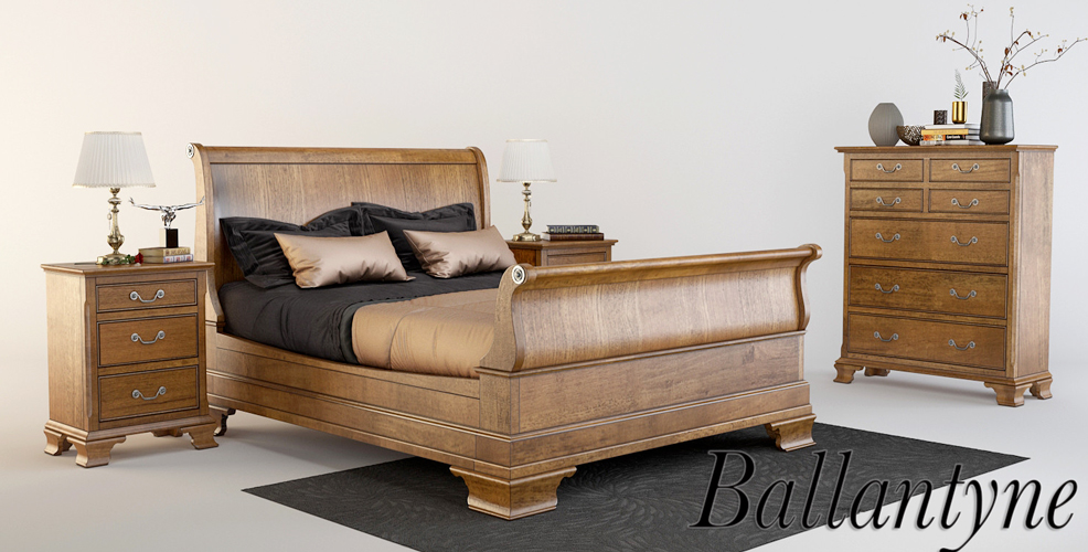 Ballantyne Bedroom Range