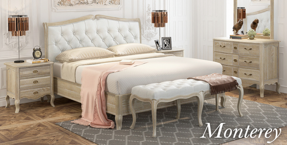 Monterey Bedroom Furniture Range