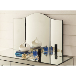 GRACE Mirror Tri-Fold Mirror for Dressing table