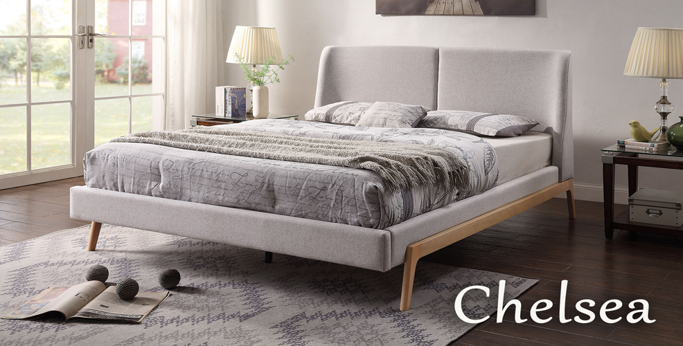 Chelsea Wool Blend Beds